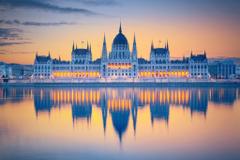 Hungarian Parliament Building HD Wallpapers
