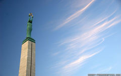 Latvian Statue of Liberty wallpapers