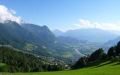 Liechtenstein Alps Europe wallpapers
