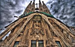 La Sagrada Familia HD desktop wallpapers Widescreen High