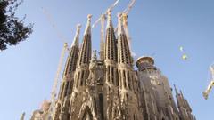 Sagrada Familia church granted Barcelona permit 136 years late