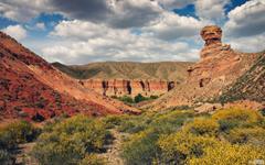 wallpapers Kazakhstan travel and tourism blog