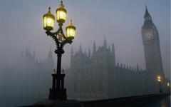 Misty London wallpapers