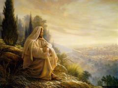 Jesus Christ Jerusalem