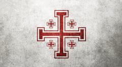 Jerusalem Cross Wallpapers