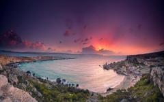 nature Landscape Beach Sea Vacations Sunset Cliff Malta