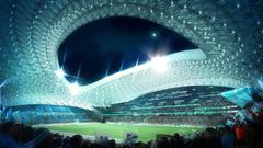 Stade de Lyon Wallpapers