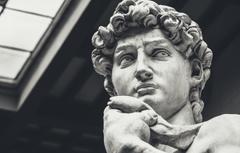 Wallpapers Statue Italy Florence Renaissance Michelangelo David