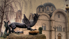 HD Church Of The Holy Trinity Radovish Macedonia Wallpapers