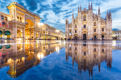 Milan Cathedral HD Wallpapers