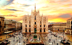 Milan Cathedral Wallpapers 10