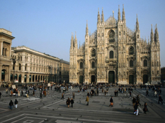 Milan City Wallpapers