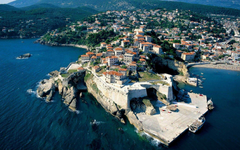 Montenegro Adriac Coast Europe wallpapers