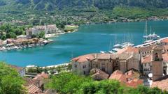 Kotor Montenegro widescreen wallpapers