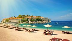 Sveti Stefan Montenegro Adriatic Hd Wallpapers Wallpapers13