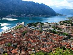 Adriatic Sea Kotor Montenegro Crna Gora Desktop Wallpapers Hd