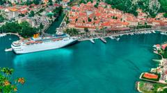 Trips Montenegro Apartment Filip Town Kotor Panorama Hd Wallpapers