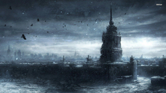 Ruined Moscow Wallpapers