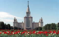 Moscow State University wallpapers