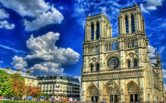 Notre Dame Wallpapers