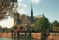 Historical Wallpapers Notre Dame Cathedral