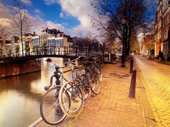 Noord Holland Province The Netherlands Wallpapers