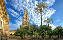 Wallpapers Mosque of Cordoba
