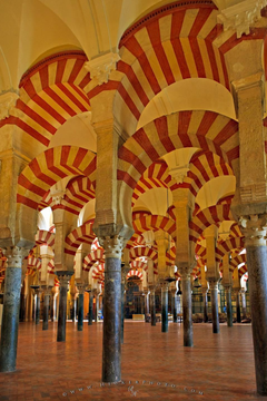 wallpapers background Moorish Architecture Arches Mezquita