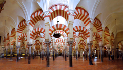 Private Transfer between Seville Granada visit of the Mosque Cordoba