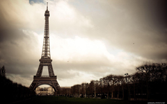 Fantastic Eiffel Tower In Paris Wallpapers HD Widescreen Picture
