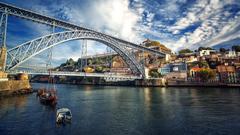 Porto Portugal Wallpapers 4K HD Desktop Backgrounds Phone Image