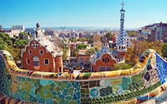 Barcelona Technology School Park