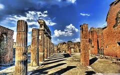 Amphitheatre Of Pompeii Wallpapers 15