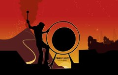 Pink Floyd Pompeii Wallpapers by ineedfire