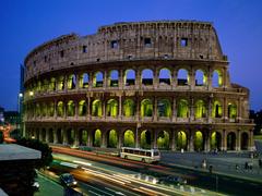 Coliseum Roma Architecture Desktop Wallpapers Wallpapers