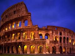 El Coliseo de Roma Wallpapers Mundial Italia