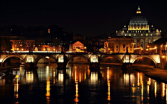 Night On Roma Wallpapers For IPhone Wallpapers