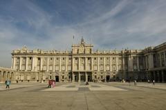 The Tale Behind Madrid s Most Lavish Palace