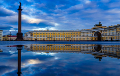 Wallpapers Russia Peter Saint Petersburg Palace square St