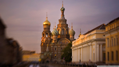 Saint Petersburg Church Russia 4K HD Desktop Wallpapers for 4K