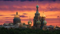 St Petersburg HD Wallpapers for desktop