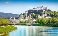 Salzburg Austria Wallpapers