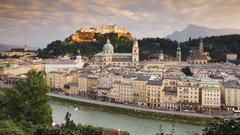 salzburg austria Full HD Wallpapers and Backgrounds Image