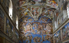 Sistine Chapel HD Wallpapers