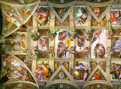 The Agony and the Ecstasy Michelangelo s Sistine Chapel ceiling