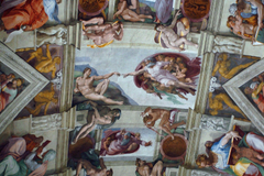The Vatican will present a show about the Sistine Chapel