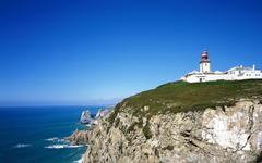 Lighthouse Cabo Da Roca Portugal