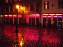 Behind the Red Light District Upgrading the Red Light District