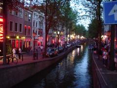 Amsterdam s Redlight District