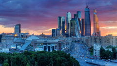 Downtown Moscow Russia Wallpapers 12